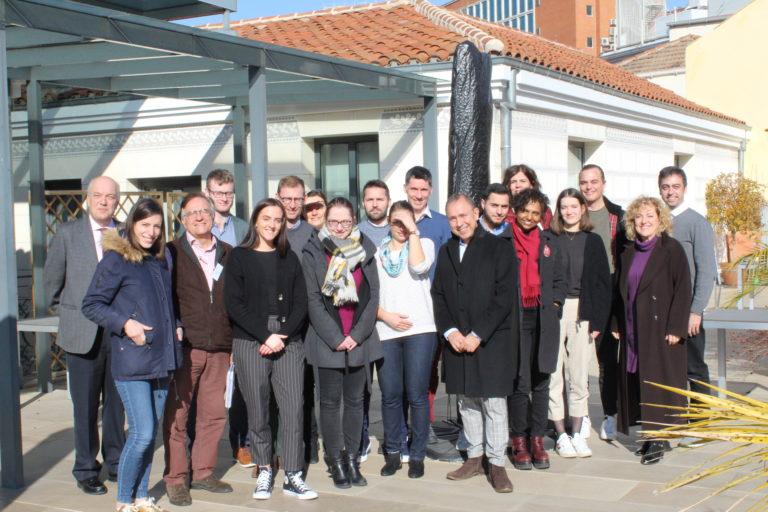 Turnkey Retrofit meeting Madrid January 2020
