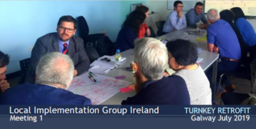 Turnkey Retrofit Local Implementation Group Ireland