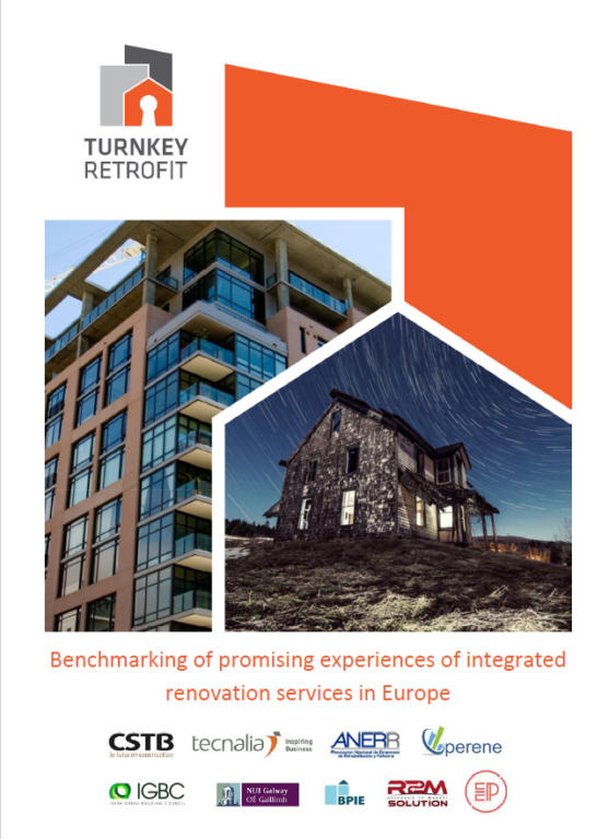 BENCHMARK OF PROMISING EXPERIENCES OF INTEGRATED RENOVATION SERVICES EMERGING IN EUROPE AND CUSTOMER-JOURNEY DEFINITION