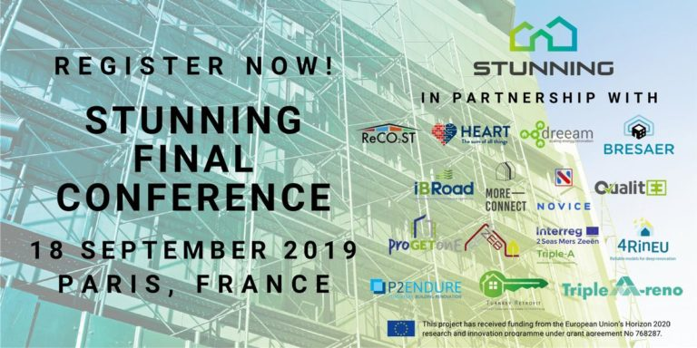 Stunning final conference